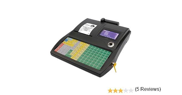 Olympia CM 980 F - Caja registradora para negocio, color negro ...