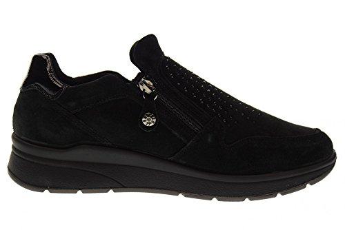 89491 Basse Nero Enval Scarpe 00 Donna Sneakers Lacci Senza Soft q106TPwB