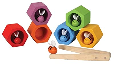 Plantoys Plan Preschool Bee Hive Preschool from Plan Toys