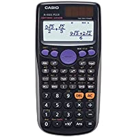 Casio Fx-85es Plus Bk Display Scientific Calculations Calculator with 252 Functions