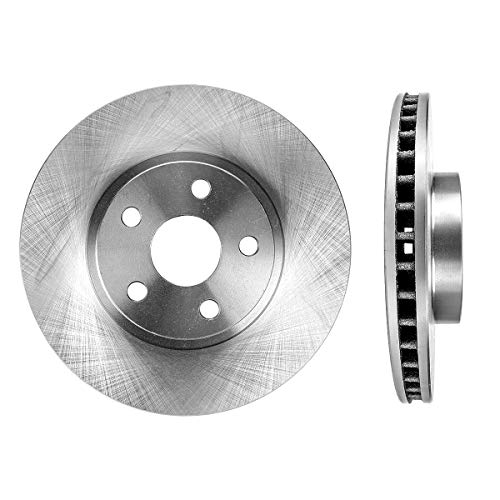 FRONT Premium Grade OE 275 mm [2] Rotors Set CBO200487 [ Pontiac Vibe Scion TC Toyota Celica GT GTS Corolla Matrix ]