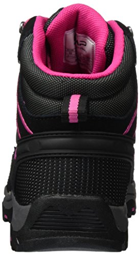 C.P.M. Rigel - Zapatillas de senderismo Unisex adulto Gris - Grau (Antracite-Hot Pink 515Q)