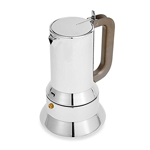 Alessi 6-Cup Espresso Coffee Maker by Alessi