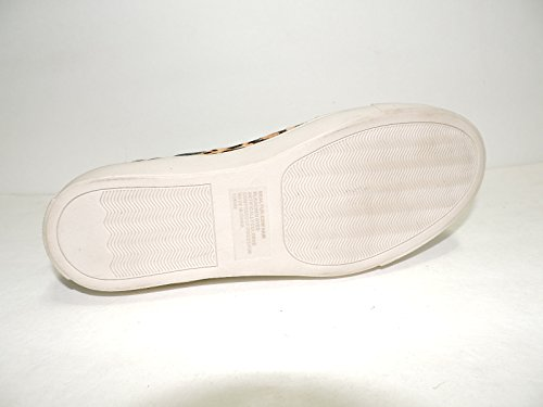 Sko Størrelse 8,5 Steve Madden Berrit Ponni Hud Leopard Loafers Booties Gå