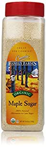 Coombs Family Farms Organic Maple Sugar, 25-Ounce Container