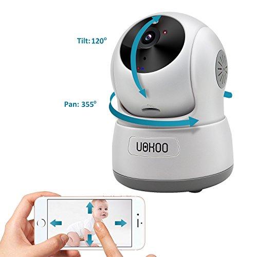 Wireless Ip Camera Uokoo 720p Hd Home Wireless Ip Camera