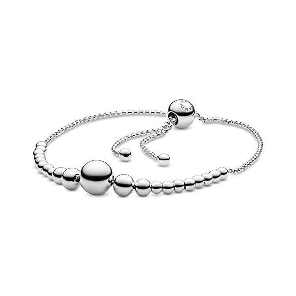 Pandora Bracciali link Donna argento – 597749-2