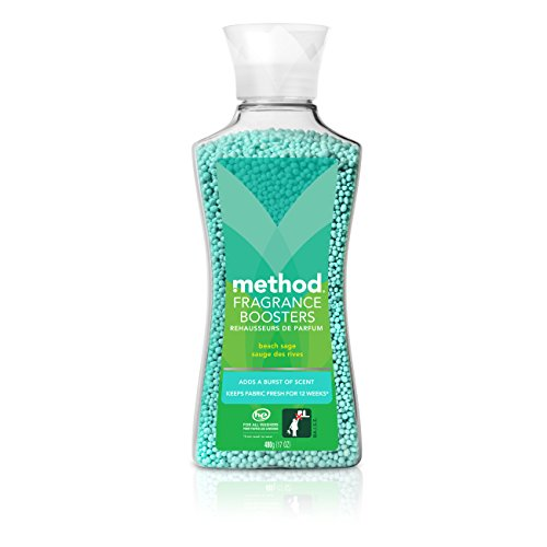 Method Naturally Derived Fragrance Booster, Beach Sage, 6 Count