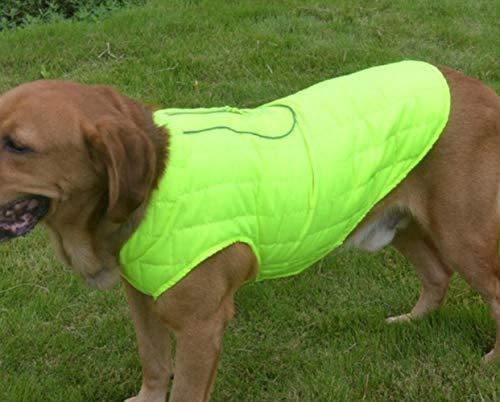 Hakazhi Inc Waterproof Dog Jacket Two Side Wear
