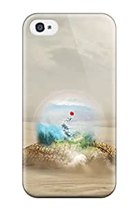 Slim New Design Hard Case For Iphone 4/4s Case Cover