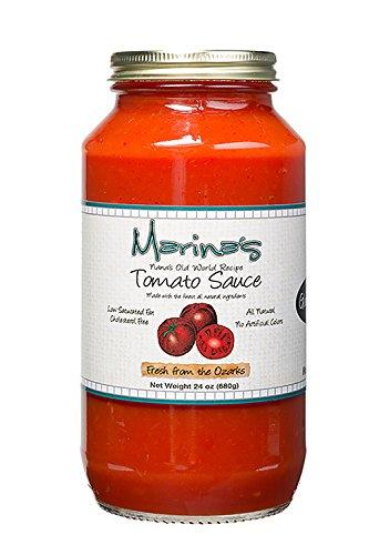 Marina's Italian Tomato Sauce (Gluten Free Tomato Sauce)