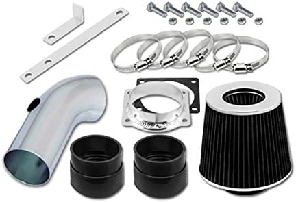 Filter 92-95 Lincoln Town Car with 4.6L V8 ST Racing Blue Short Ram Air Intake Kit