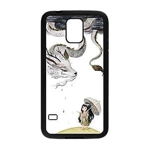 Best Quality [LILYALEX PHONE CASE] Mystical Dragons For Samsung Galaxy S5 CASE-3