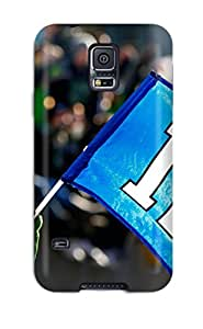 Galaxy S5 Case Cover Skin : Premium High Quality Seattleeahawks Case