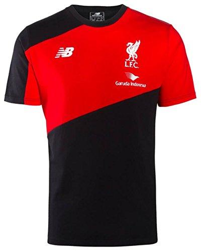 Liverpool Kids Training T-Shirt 2015 - 2016 (Black)
