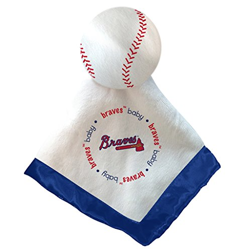 Baby Fanatic Security Baseball Blanket, Atlanta Braves -