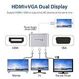 HDMI Adapter, Moodern HDMI Converter, Compatible