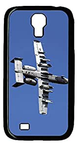 Samsung Galaxy S4 I9500 Cases & Covers - Air Attack Aircraft PC Custom Soft Case Cover Protector for Samsung Galaxy S4 I9500 - Black