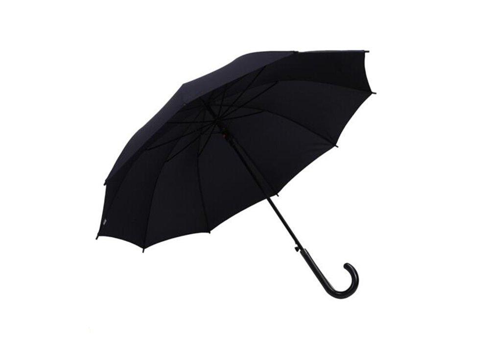 LYYUMBRELLAS ZHDC® Parapluie, Hommes Haut de Gamme Commerce Augmenter Plier Coupe-Vent imperméable à la Pluie Parapluie Parasol