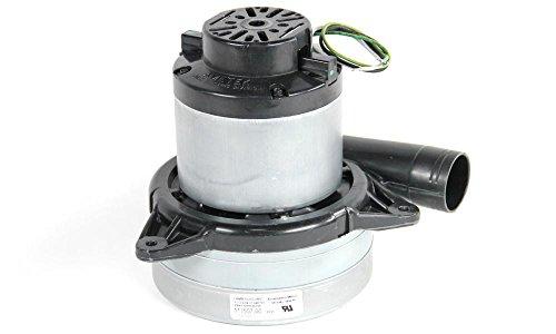 Vacuum Mtr/Blwr, Tangential, 3 Stge, 1 Spd
