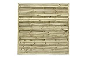 Grange Fencing esmsq18231,8m cuadrado Elite ST Esprit Panel, color marrón