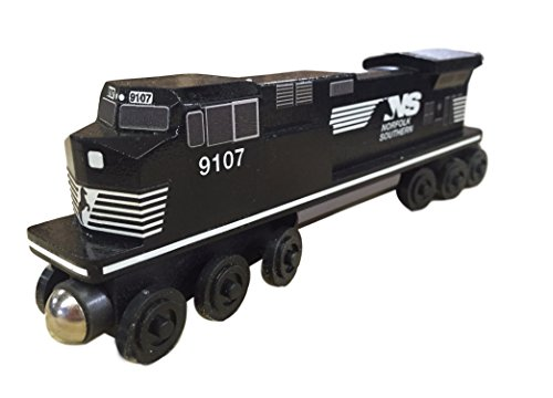 Norfolk Southern C-44 Diesel Engine Toy Train by Whittle Shortline - Freight Car American