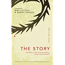 The Story: Teen Edition, Paperback: The Bible as One Continuing Story of God and His People