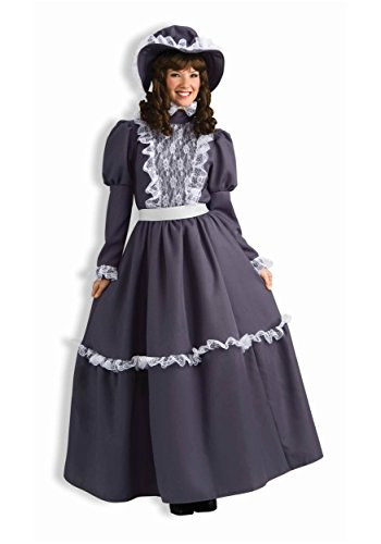 Womens Prairie Lady Costume - ST -
