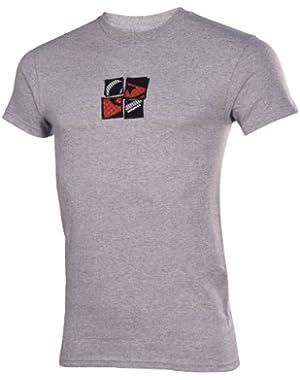Men's Losing it Honolulu T-shirt-Gray Heather