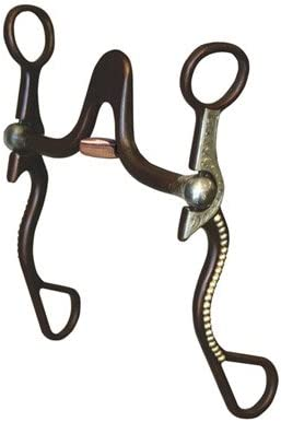 The Bob Avila Collection by Professionals Choice Equine Signature Shank Correction Bit