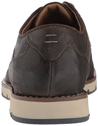 Puppies Men's Titan Hush Dark Oxford Grey Leather qCfwd