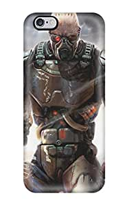 ASbISLX715jsGFo Mary David Proctor Awesome Case Cover Compatible With Iphone 6 Plus - Enemy Territory Quake Wars