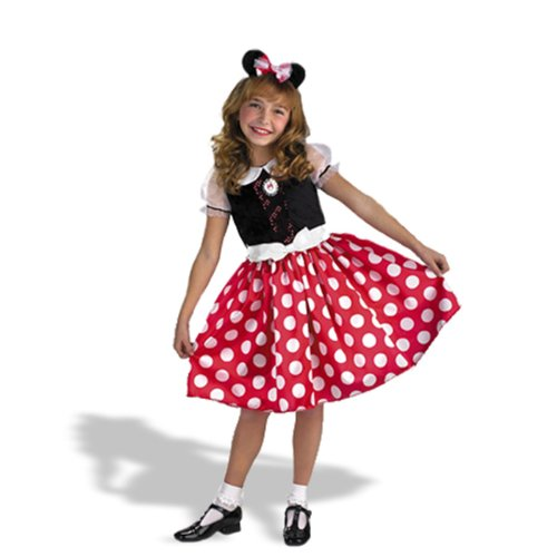 [Minnie Mouse Classic - Size: Child (10.5-12.5 Plus)] (Used Plus Size Halloween Costumes)