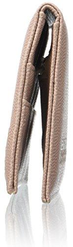 Bensimon New Wallet - bolso de mano Mujer Beige (Beige Rose)