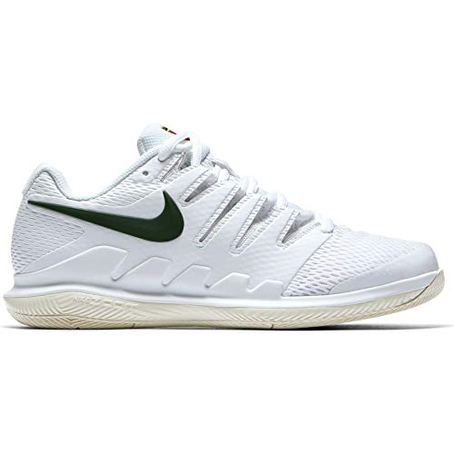 De 100 Air Femme Nike Vapor Zoom Green Cream Hc white Wmns Tennis X Chaussures light Multicolore gorge 0BUHnFf