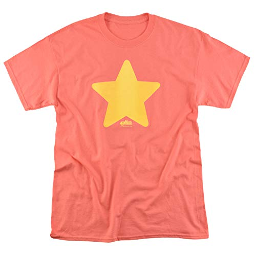 STEVEN UNIVERSE Cosplay Star Cartoon Network T Shirt for Men and Women (Medium) (Steven Universe San Diego Comic Con 2017)