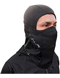 Full Balaclava Ski Face Mask. Use For Snowboarding and Cold Winter Weather Sports