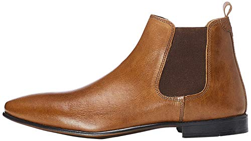 find. Men's Suede Leather Chelsea Boots