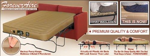 Innomax ForeverAire - Premium Guest and Sofa Sleeper Mattress - Queen