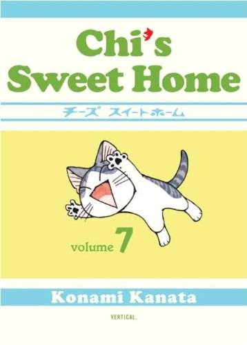 """Chi's Sweet Home, volume 7"" av Konami Kanata"