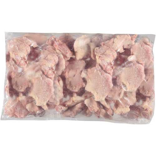 Tyson Fresh MeatsUncooked, Boneless, Skinless Chicken Thigh Fillets, 40 Pound -- 1 each. by Tyson