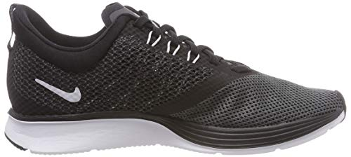 Grey De black Wmns dark Mujer anthracite Nike white Strike Para Zoom 001 Zapatillas Running Negro xSBfq7