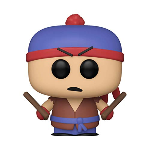 Funko- Pop Animation South Park-Shadow Hachi Stan Figura Coleccionable, Multicolor (51637)