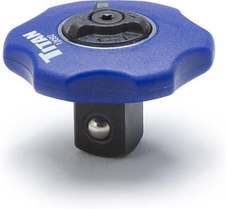 Titan Tools 12092 1//2 Drive Finger Ratchet
