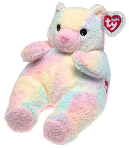 Ty Bearbaby Pastel-colored Pillow Pal by Baby Ty - Pastel Pals