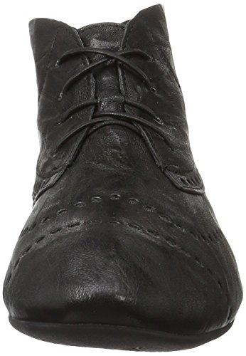 Pensare! Signore Guad Short Boots Nere (sz / Kombi 09)