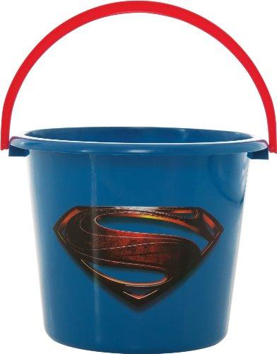 Rubies Superman Man of Steel Trick-or-Treat Pail]()
