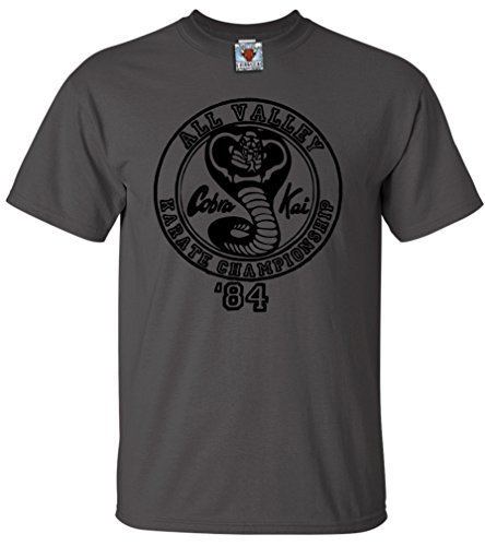 Bullshirt's Men's Cobra Kai T-Shirt.
