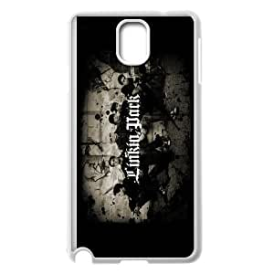 AinsleyRomo Phone Case Linkin Park Music Band series pattern case For Samsung Galaxy NOTE4 Case Cover *LIN-PA3416