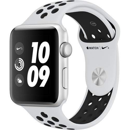 d50968419555 Image Unavailable. Image not available for. Color  Apple Watch Series 3  Nike+ ...